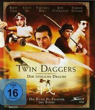 TWIN DAGGERS DER TÖDLICHE DRACHE - BLU RAY DISC