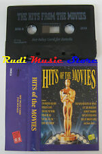 MC HITS OF THE MOVIES GHOST PRETTY WOMAN FOOTLOSE BEACHES BUSTER no cd lp dvd