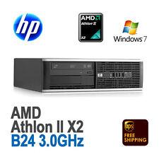 HP Compaq 6005 Pro Desktop PC ( AMD Dual Core 3.0 GHz, 4GB, 500GB, Windows 7 )