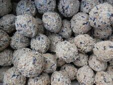 200 BEST QUALITY WILD BIRD FAT BALLS (NO NET) - WILD BIRD FOOD BULK BUY TREAT