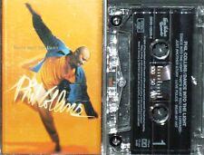 PHIL COLLINS DANCE INTO THE LIGHT CASSETTE ALBUM ROCK POP SOFT ROCK
