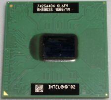 CPU Intel PENTIUM M  1.5/1M/400 1.50GHz CPU mobile SL6F9 400mhz processore