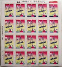 Ned. 1997 - Vel Verhuispostzegel, 20 voor uw verhuizing postfris
