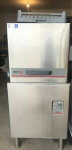Commercial pass through dishwasher Fagor FI-80