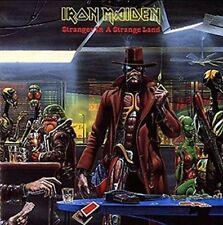 Iron Maiden - Stranger in a Strange Land Vinyl 7inch Parlophone