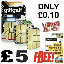GIFF GAFF NANO MICRO 3IN1 SIM CARD TRACKER SMART WATCH GSM 2G PAYG PET 02 4G NEW
