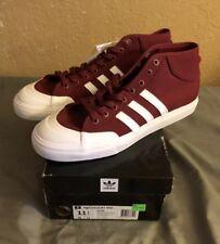timeless design 8fc1b 823f3 Adidas matchcourt mediados De Skate Zapatos Hombre US 11.5. L 973.85