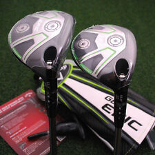 Callaway Great Big Bertha GBB Epic Sub Zero Fairway 3&5 2pc Set Rogue Stiff NEW