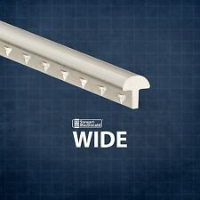 StewMac Wide Fretwire, Wide/Pyramid, 2-foot piece - 3 pack