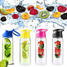 Transparent Sports Plastic Nalgene Wide Mouth Water Bottle Juice Cup Outdoor Gym