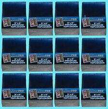 300 Ultra Pro PREMIUM Toploaders NEW 3x4 Standard Size Card Sleeve Baseball