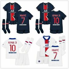 New Kids Boys Football Soccer Tracksuit Team Suit Sports+Socks Summer Outfits