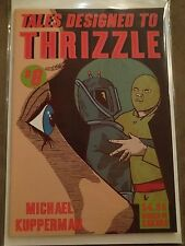 Tales Designed to Thrizzle 8 NM+ Michael Kupperman Indie Small Press