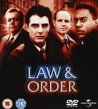 Law and Order Season 2 5050582303537 DVD P H