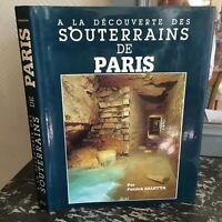 Patrick Saletta Alla Scoperta Delle Metropolitana Di Parigi Sides 1990 Tbe