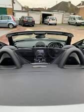 Mercedes Benz  R171 2004-2011 wind deflector, tinted, w logo