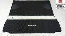 NEW OEM TOYOTA SEQUOIA 2008-2020 2 PIECE ALL WEATHER CARGO MAT
