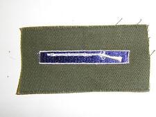 b2553 US Army Vietnam EIB Expert Infantry badge cloth Original C15A6