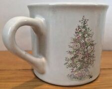 "Precious Moments Christmas Tree Mini Cup/Mug 2"" Tall"