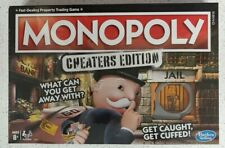 MONOPOLY Cheaters Edition  Board Game **Brand NEW FACTORY SEALED**