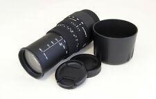 Sigma DG 70-300mm f/4-5.6 Macro Zoom Lens for Canon EOS 5D Rebel T7i T5i T3i XTi