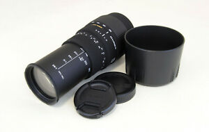 Sigma DG 70-300mm f/4-5.6 Macro Zoom Lens for Canon EOS 5D Rebel T7i T5i T3i XTi