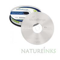 20 MediaRange 8cm 8 cm Mini DVD -R 1.4 GB 4x Prefect for DVD camcorder PC MR434