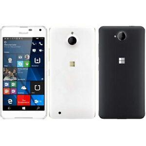 🔥🔥 Microsoft Nokia Lumia 650 -16gb (unlocked) Smartphone 4g Single SIM White