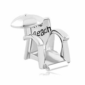 New Style Jewelry Holiday The Beach Chair Charms Fashion Bead Pandora Bracelet