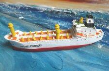 Schiffsmodell Eberhart Essberger Miniatur Boot Schiff Tanker ca. 12 cm