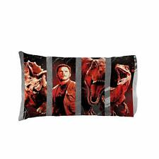 "Jurassic World ""Eruption"" Kids Standard Pillowcase - 20 x 30"" [1pc Pillow Case]"