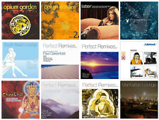 12 new CHILLOUT/CHILL/LOUNGE CD's LOT Airlock,Tiesto,Thievery Corporation,Moby,+