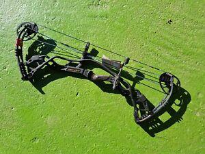 Hoyt Carbon Defiant DFX Turbo