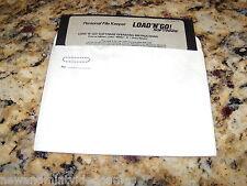Load'N'Go! Commodore 64 C64 Program PC 5.25 Inch) Disk