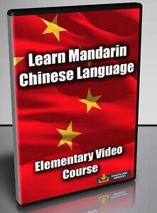 Learn Mandarin Chinese Language Course