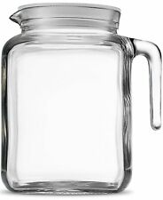 Bormioli Rocco Frigoverre Jug with Hermetic Lid, 2-Liters [Kitchen]