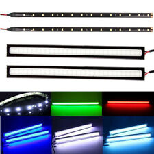 LED Strip DRL Daytime Running Lights FOG COB Car Day Driving 12V Decoration Lamp