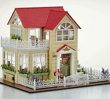 DIY Dolls House with Furniture and Accessories