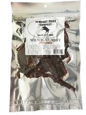 Wild Boar Jerky - Original