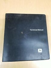 John Deere Walk-Behind Equipment Service Manual