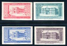 GRAND LIBAN 1943 Yvert 189-192 * UNGEZÄHNT SATZ (K9777