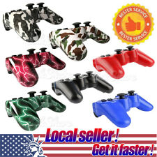 US Wireless Bluetooth Game Controllers For Sony PS3 Playstation 3