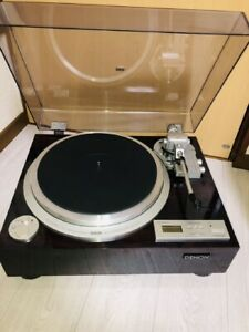 USED Denon DP-59L Direct Drive Auto-lift Turntable Condition good from JAPAN