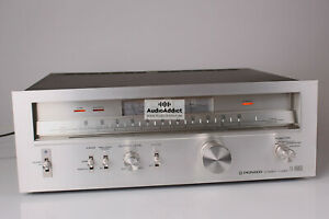 Pioneer TX-8500 II Stereo Tuner SPEC - serviced & aligned - excellent condition