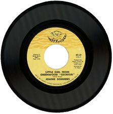 "JOANIE SOMMERS  ""LITTLE GIRL FROM GREENWOOD 'GEORGIA' ""  NORTHERN SOUL  LISTEN!"