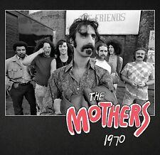 Frank Zappa  The Mothers 1970   4 CD SET  NEW(26THJUNE)