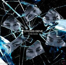 CROSS GENE Japan First Full Album [YING YANG] Type A (CD + PhotoBooklet) Limited