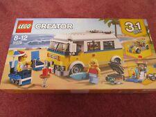 LEGO Creator 3 in 1 Sunshine Surfer Van 31079 - NEW/BOXED/SEALED