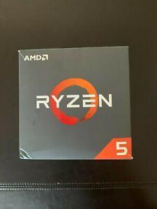 AMD Ryzen 5 2600X Six-Core 4.2 GHz Desktop Processor