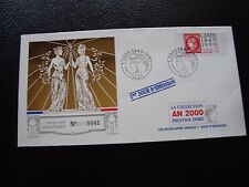 FRANCE - enveloppe 1er jour (collection prestige doré) 1/1/1999 (B5) french